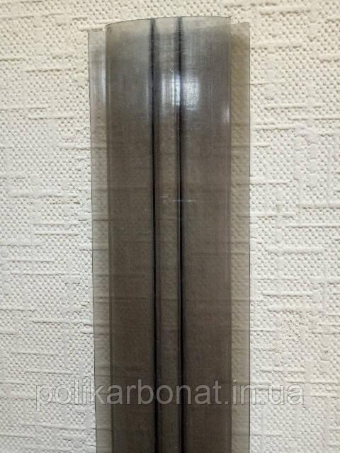Соединительный профиль Novattro 4-6мм, неразъёмный(НР)