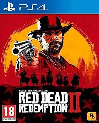 Игра для игровой консоли PlayStation 4, Red Dead Redemption 2 (БУ), фото 2