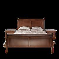 Кровать Луи Филипп высокое 160 * 200 цвет №1