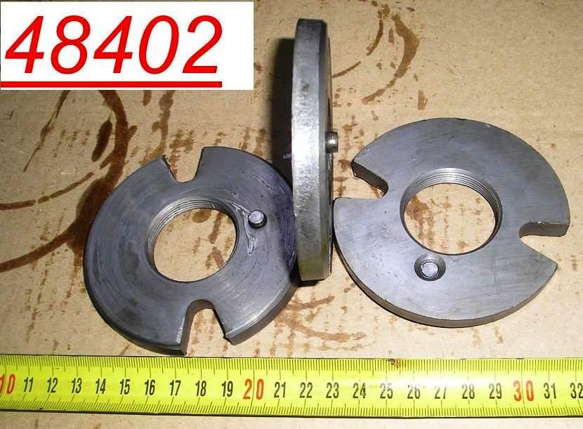 5320-3103076-10 Гайка подшипника ступицы колеса переднего КАМАЗ