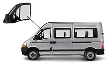 Боковое стекло Renault Master 1997-2010 опускное левое