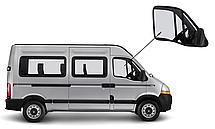 Боковое стекло Renault Master 1997-2010 опускное правое