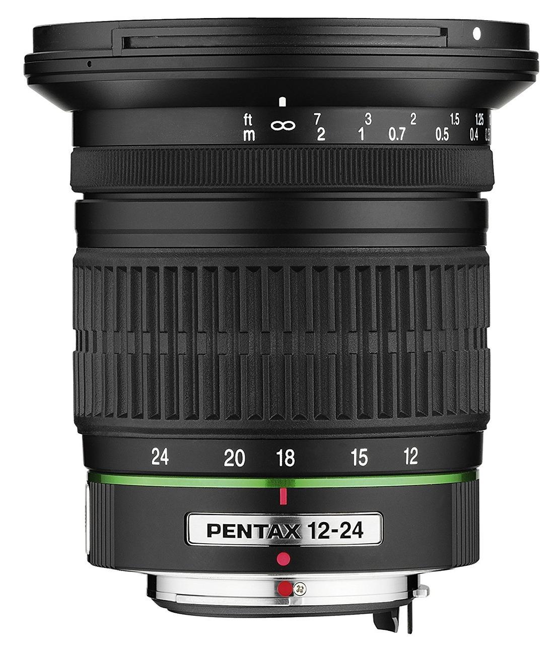 Pentax DA 12-24mm F4ED AL