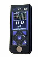 УДТ-20 портативный ультразвуковой толщиномер с А-сканом