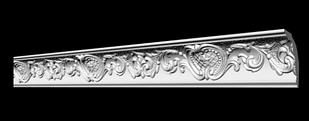 Потолочный плинтус 2м   GP-32  70х56х2000 mm