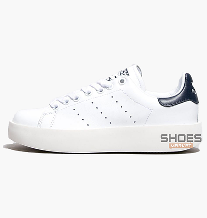 c78fa40d51ac3a Женские кроссовки Adidas Stan Smith Bold W White BA7770, оригинал, ...