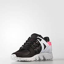 Женские кроссовки  Adidas EQT Support RF Black BB1319, оригинал, фото 3