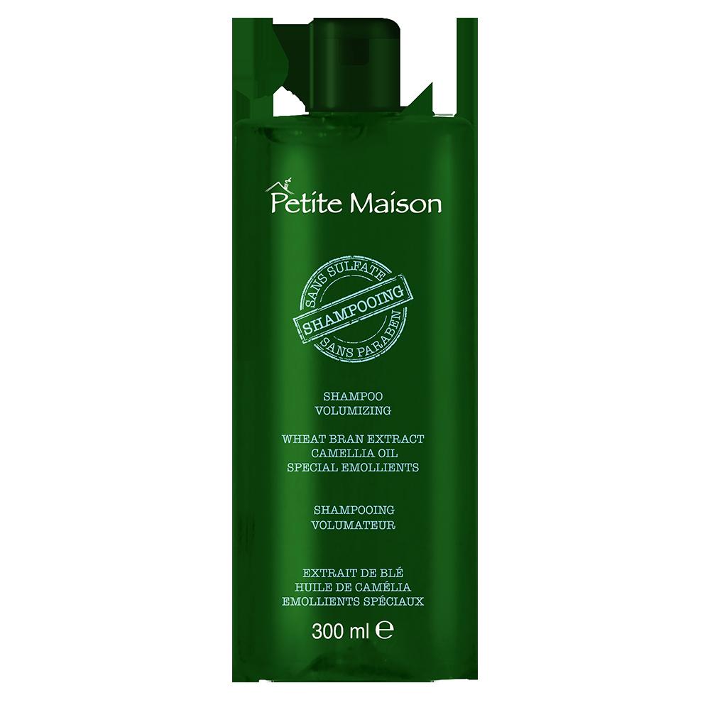Безсульфатний шампунь Petite Maison для об'єму волосся 300 мл (3401007)