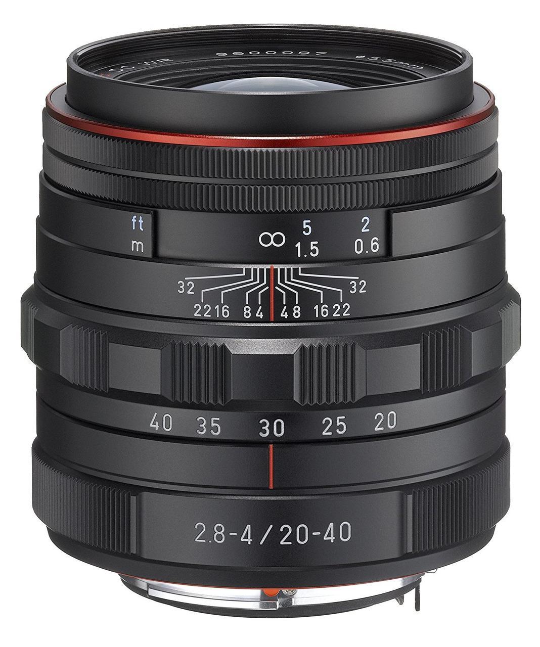 Pentax DA 20-40mm F2.8-4ED DC WR