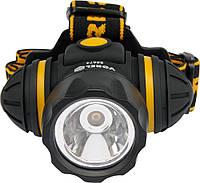 Фонарь налобный светодиодный Vorel 88674