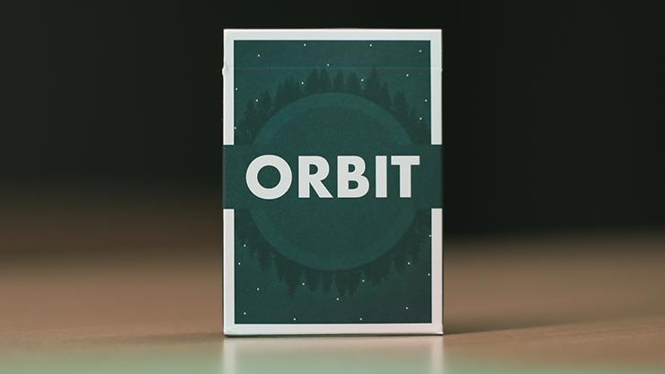 Карты игральные | Orbit V6 Playing Cards
