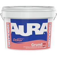 Кварцевый грунт Aura Dekor Grund для внутренних и наружных работ 2,5л