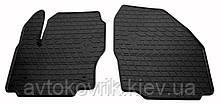 Гумові передні килимки в салон Ford S-Max I 2006-2015 (STINGRAY)