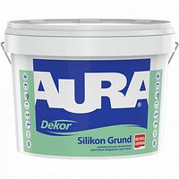 Силиконовый грунт с кварцем Aura Dekor Silikon Grund 10л