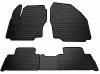 Резиновые коврики для Ford S-Max I 2006-2015 (STINGRAY)