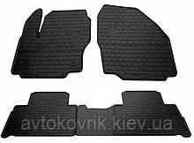 Гумові килимки в салон Ford S-Max I 2006-2015 (STINGRAY)