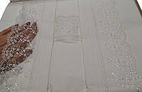 Постельное белье с кружевом Турция, фото 1