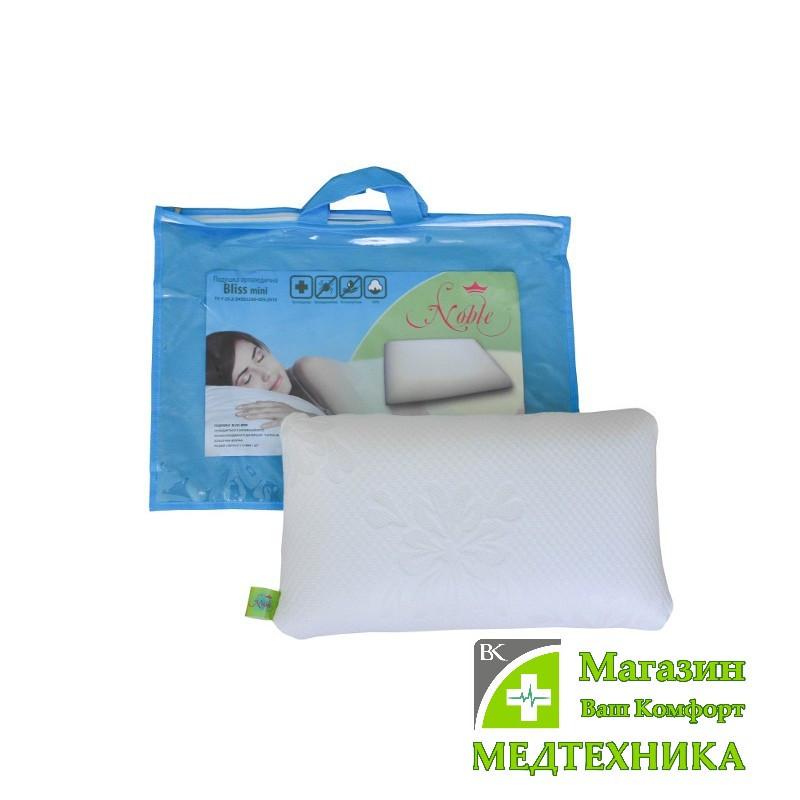 Подушка ортопедическая Bliss Mini