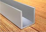 Алюминиевый профиль: швеллер