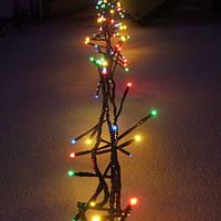 Светодиодная гирлянда нить на 100 лампочек LED (1000157)