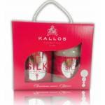 Подарочный набор - Kallos Silk