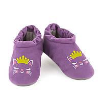 Домашние тапочки комфорты Кошка принцесса багира, фото 1