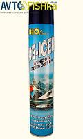 Розморожувач скла / Разморозка Bio line de-icer (размораживатель стекол) 750 ml