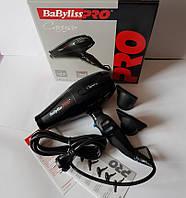 Фен BaByliss Pro Caruso с ионизацией 2400W