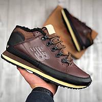 cf7bd66e2a4d Мужские зимние кроссовки New Balance 754 Brown Fur На меху USA. 1329 UAH. 1  329 грн.