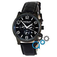 Наручные Механические часы Montblanc TimeWalker Automatic All Black  (копия)