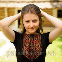 Женская футболка вышиванка кружево в 4 цветах | Жіноча футболка вишиванка мереживо в 4 кольорах, фото 2