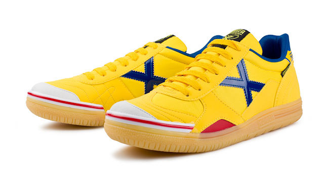 Футзалки Munich GRESCA 04, обувь для зала.