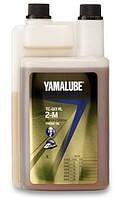 Масло для 2-х тактных лодочных моторов 1 литр Yamalube 2M TCW3-RL O/M