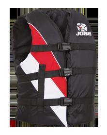 Мужской страховочный жилет Jobe Universal Vest Red