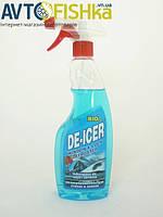 Розморожувач скла / Разморозка Bio line de-icer (размораживатель стекол) 500 ml