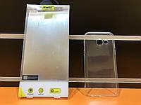 Чехол SMTT для Samsung Galaxy A310 A3 2016 - прозорий