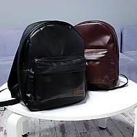 Городской рюкзак черного цвета АРТ. 01, фото 1
