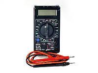 Мультиметр DT 832, Тестер вольтметр амперметр, Измерения напряжения, Тестирование диодов, Измерительный прибор