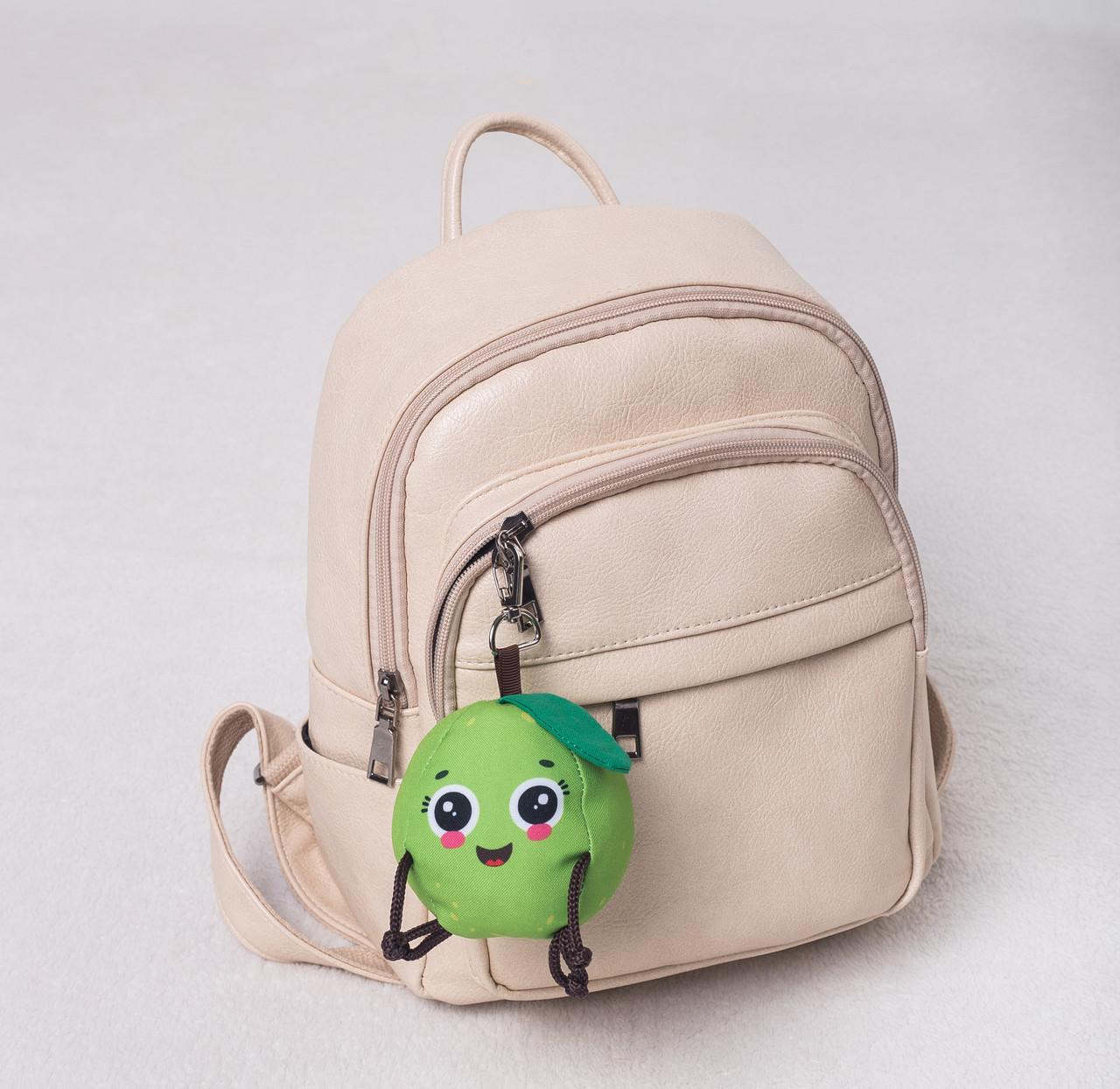 Брелок для рюкзака Яблоко ТМ LUDUM