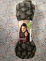 Женский теплый трикотажный шарф ESMARA размер длина 170 см ширина 30 см новый