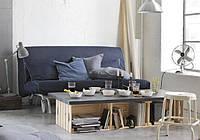 Журнальный кофейный столик BOX LEGS / Журнальний кавовий столик BOX LEGS / Столики / Столики