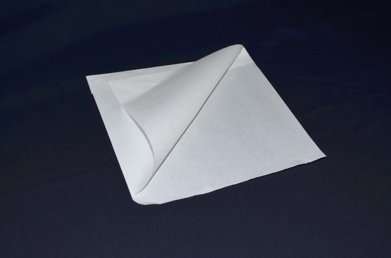 Уголок для блинов 170х170х0 (Белый крафт)
