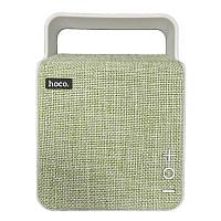 HOCO BS6 nuobu Bluetooth Speaker Green