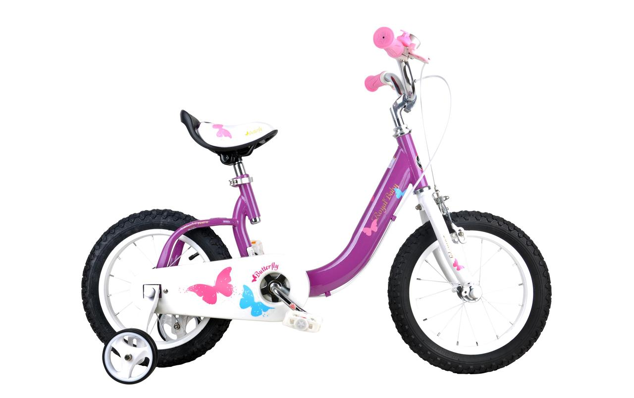 "Велосипед RoyalBaby Butterfly 18"""