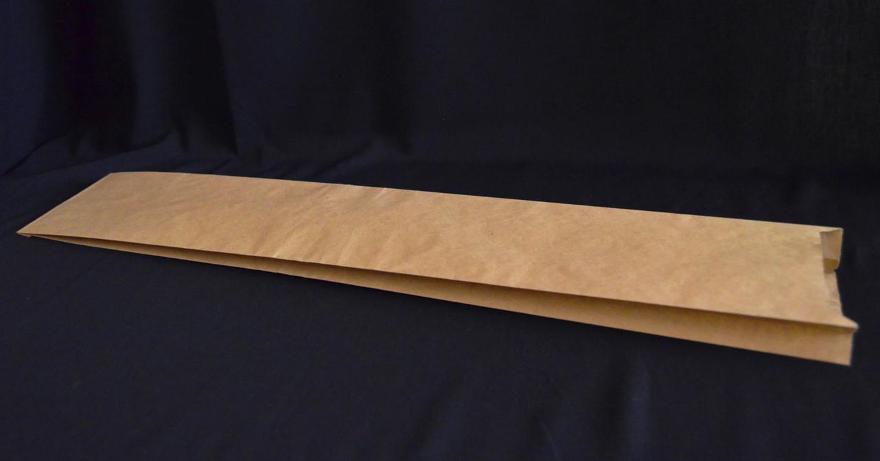 Пакет для багета 430х90х45 (Бурый крафт)