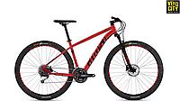 """Велосипед Ghost Kato 4.9 29"""" 2019 красный с черным, фото 1"""