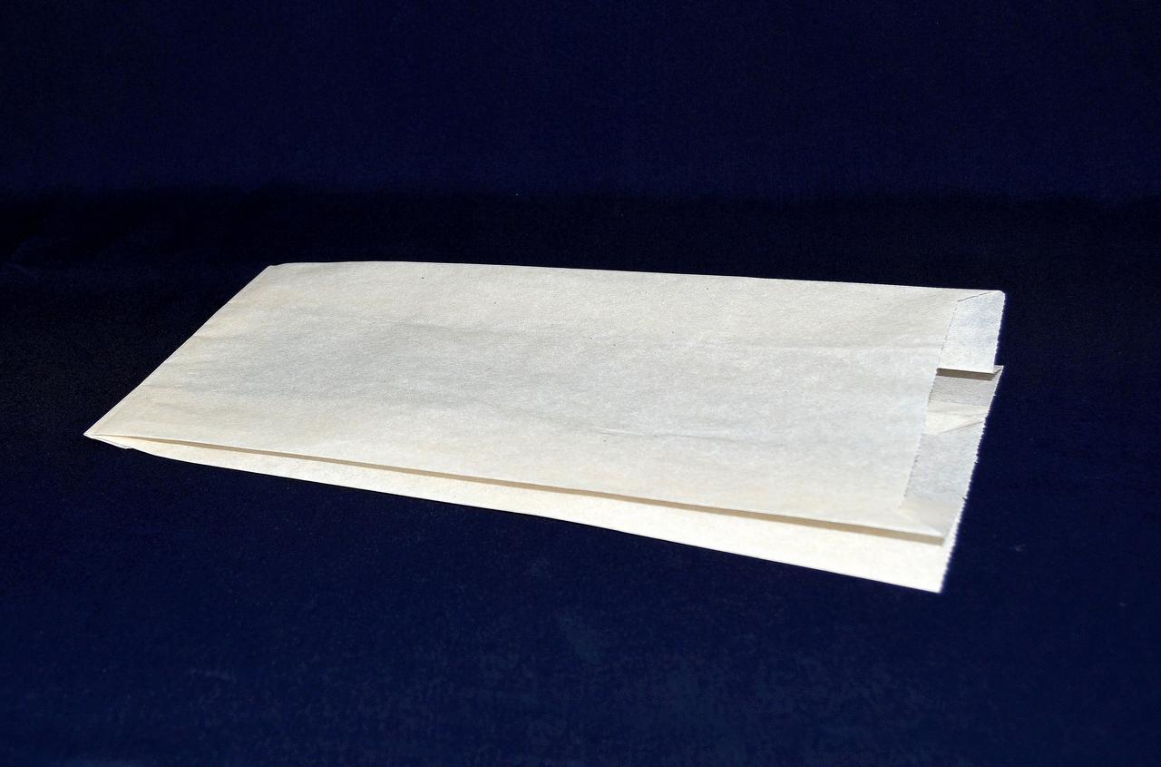 Пакет жиростойкий 270х130х70 (Бурый крафт)