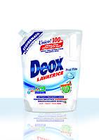 Гель для стирки Deox Lavatrice Ecoformato White 1375 ml