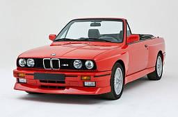 BMW 3 E30 Кабрио (1985 - 1993)