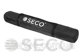 Стойки для футбол-тенниса, большого тенниса, бадминтона SECO 5м с сеткой, фото 3